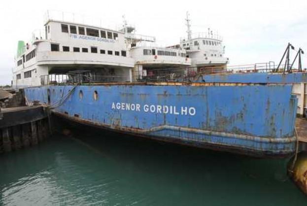 Afundamento assistido do ferry Agenor Gordilho será feito no dia 19 | Bahia tempo real
