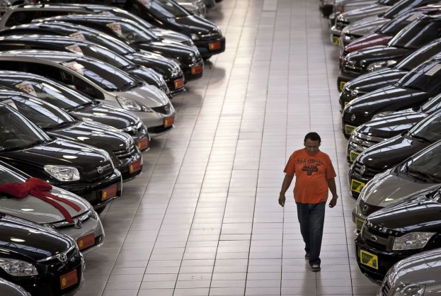 Vendas de veículos têm alta de 8,3% de janeiro a novembro | Bahia tempo real