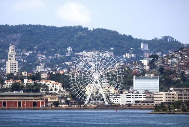 Rio inaugura hoje maior roda-gigante da América Latina | Bahia tempo real