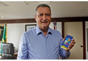 Rui Costa anuncia aplicativo para monitorar Coronavírus