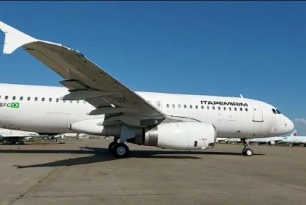 Itapemirim Transportes Aéreos recebe sua terceira aeronave | Bahia tempo real