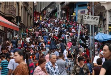 Comércio varejista registra a sexta alta consecutiva em outubro