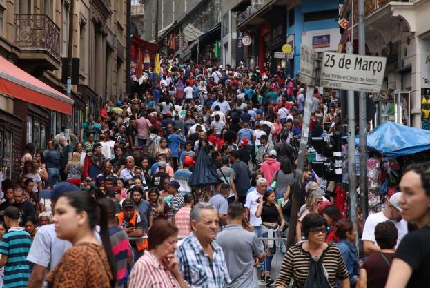 Comércio varejista registra a sexta alta consecutiva em outubro | Bahia tempo real
