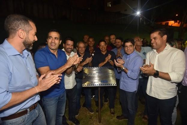 Mussurunga ganha nova praça construída pela Prefeitura   Bahia tempo real