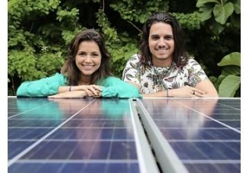 Dupla sustentável faz happy hour musical diário na Semana do Clima