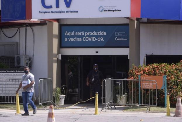 OMS escolhe Fiocruz para produção de vacinas contra covid-19   Bahia tempo real