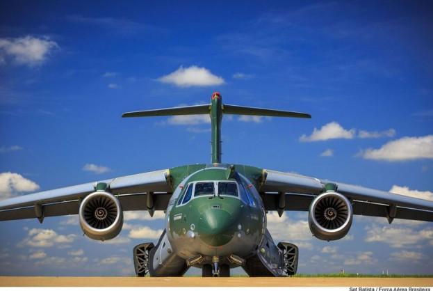 Maior aeronave militar feita no Brasil entra em fase final de testes   Bahia tempo real