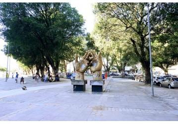 Requalificação da Praça Marechal Deodoro dará nova vida à região do Comércio